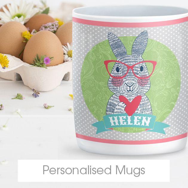 Personalised mugs | customised gift mug range | PhotoFairytales