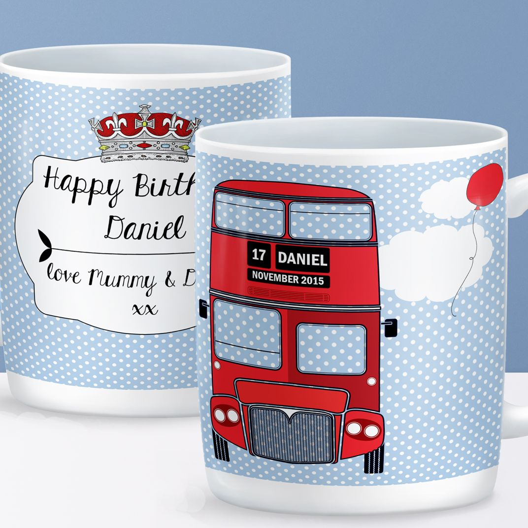 Personalised Mugs for children