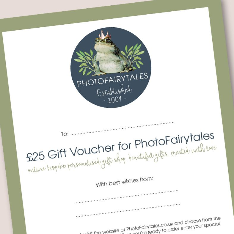 PhotoFairytales Gift Vouchers