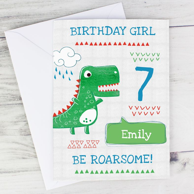 Personalised birthday greeting cards  from PhotoFairytales