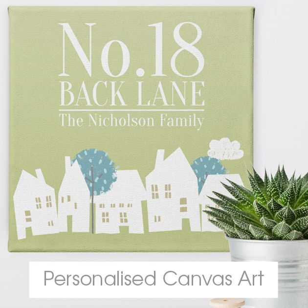 Personalised Canvas Prints | Bespoke Customised Canvas Art from PhotoFairytales
