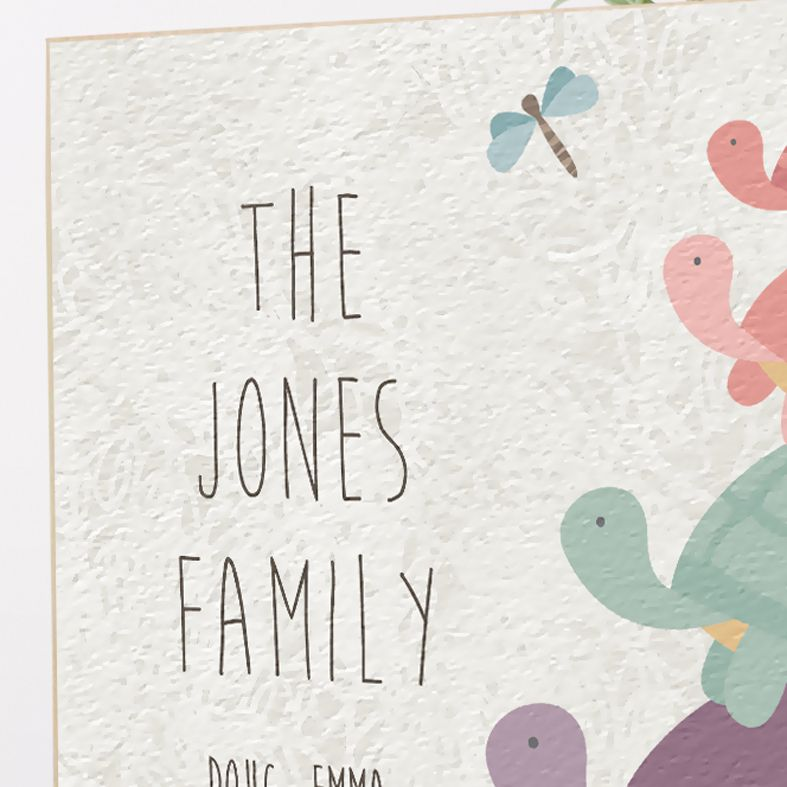 Personalised Wooden Picture Blocks | handmade freestanding, beautiful illustrations, contemporary designs - from PhotoFairytales