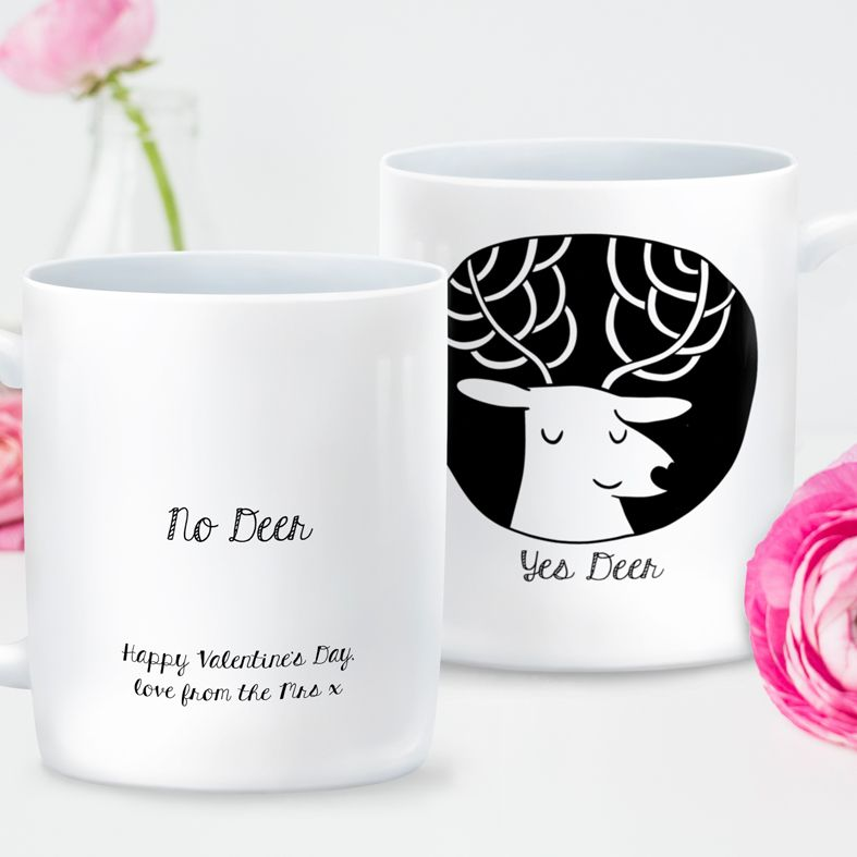 Personalised mug gift  | beautifully illustrated and customised mugs, created to order, from PhotoFairytales #personalisedmug