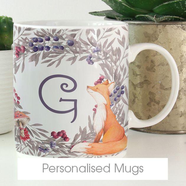 Personalised mugs | custom name mugs from PhotoFairytales