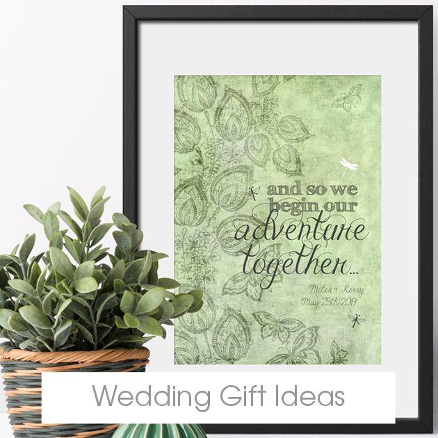 Personalised Wedding Gifts and Keepsakes from PhotoFairytales
