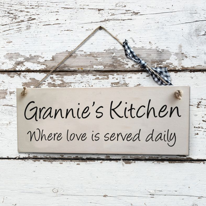 Personalised Wooden Signs and Plaques. Handmade to order, featuring any Wording. Ready to hang on the wall   PhotoFairytales