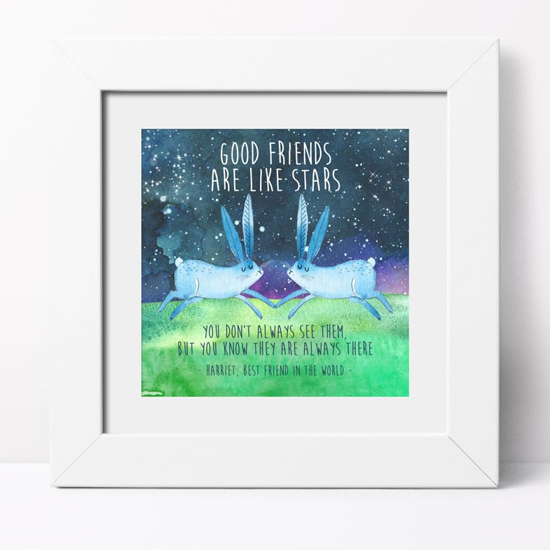Personalised Art Prints | bespoke, personalised wall art, from PhotoFairytales