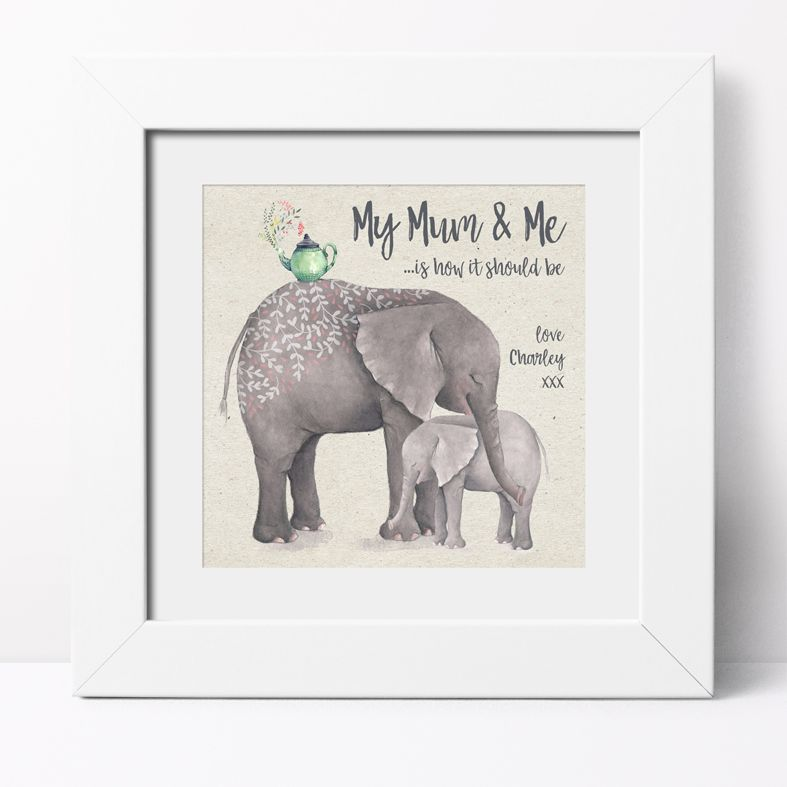 Personalised Mother's Day Gifts, free UK delivery - Personalised Canvas and Art Prints for Mum | unique, high quality custom canvas wall art and prints, PhotoFairytales
