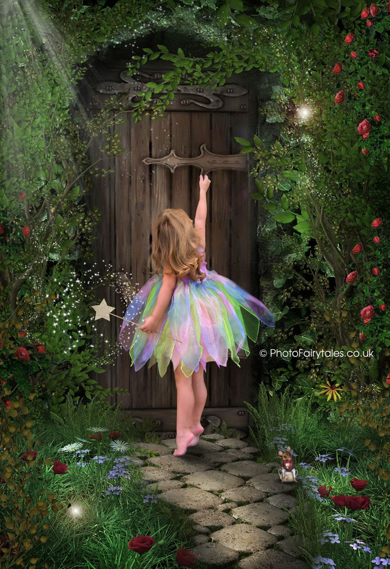 Personalised Fairy Fantasy Photo Portraits | stunning and unique fairy tale art created from your own photo