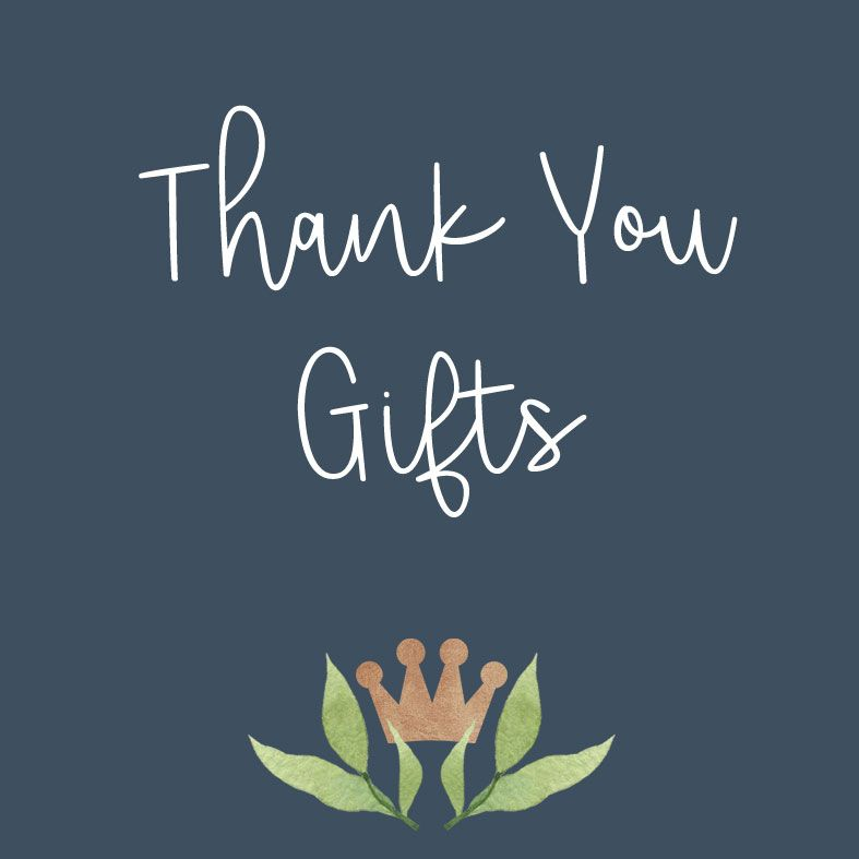 Personalised Thank You Gifts   PhotoFairytales