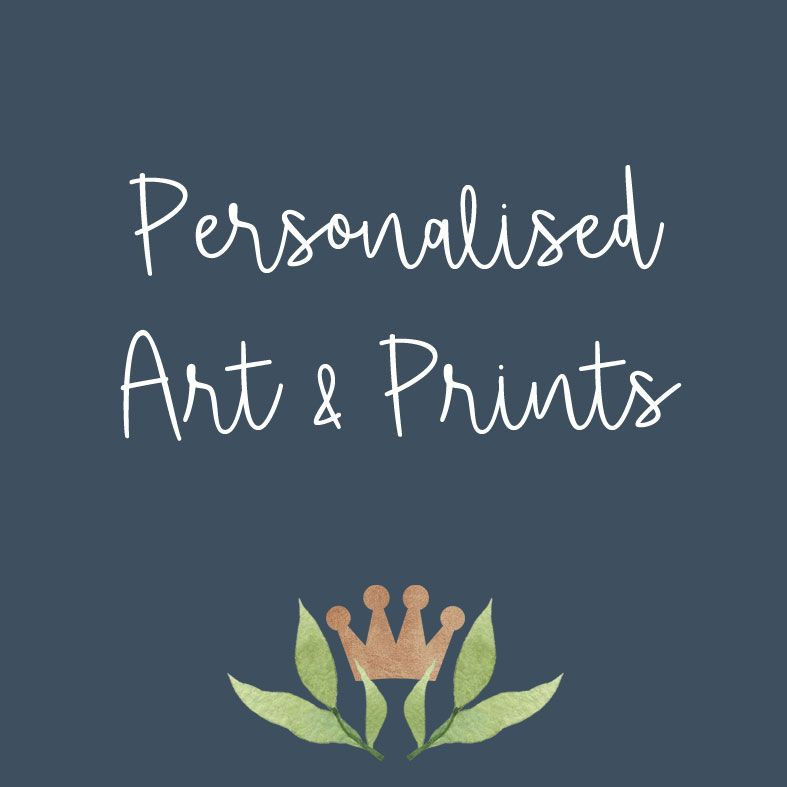 Personalised Wall Art and Prints | PhotoFairytales