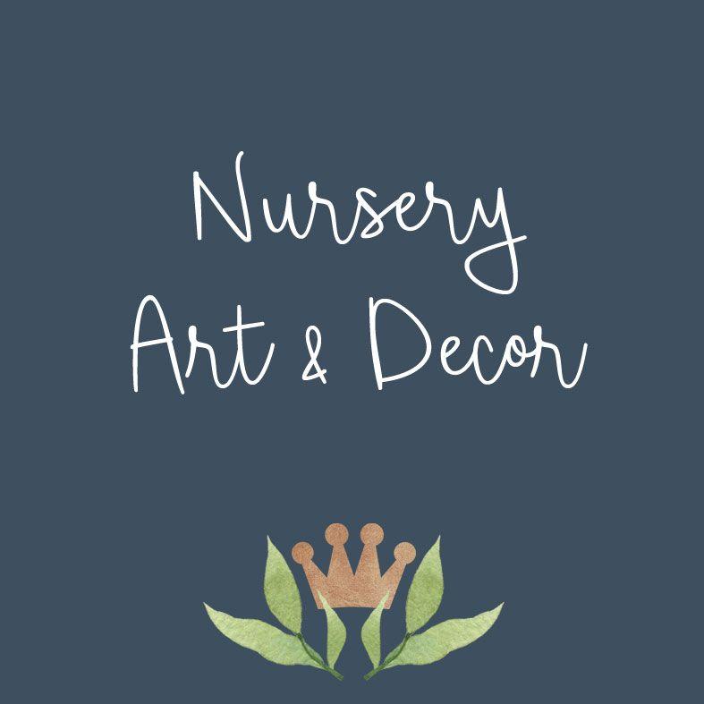 Personalised Nursery Art and Decor | PhotoFairytales