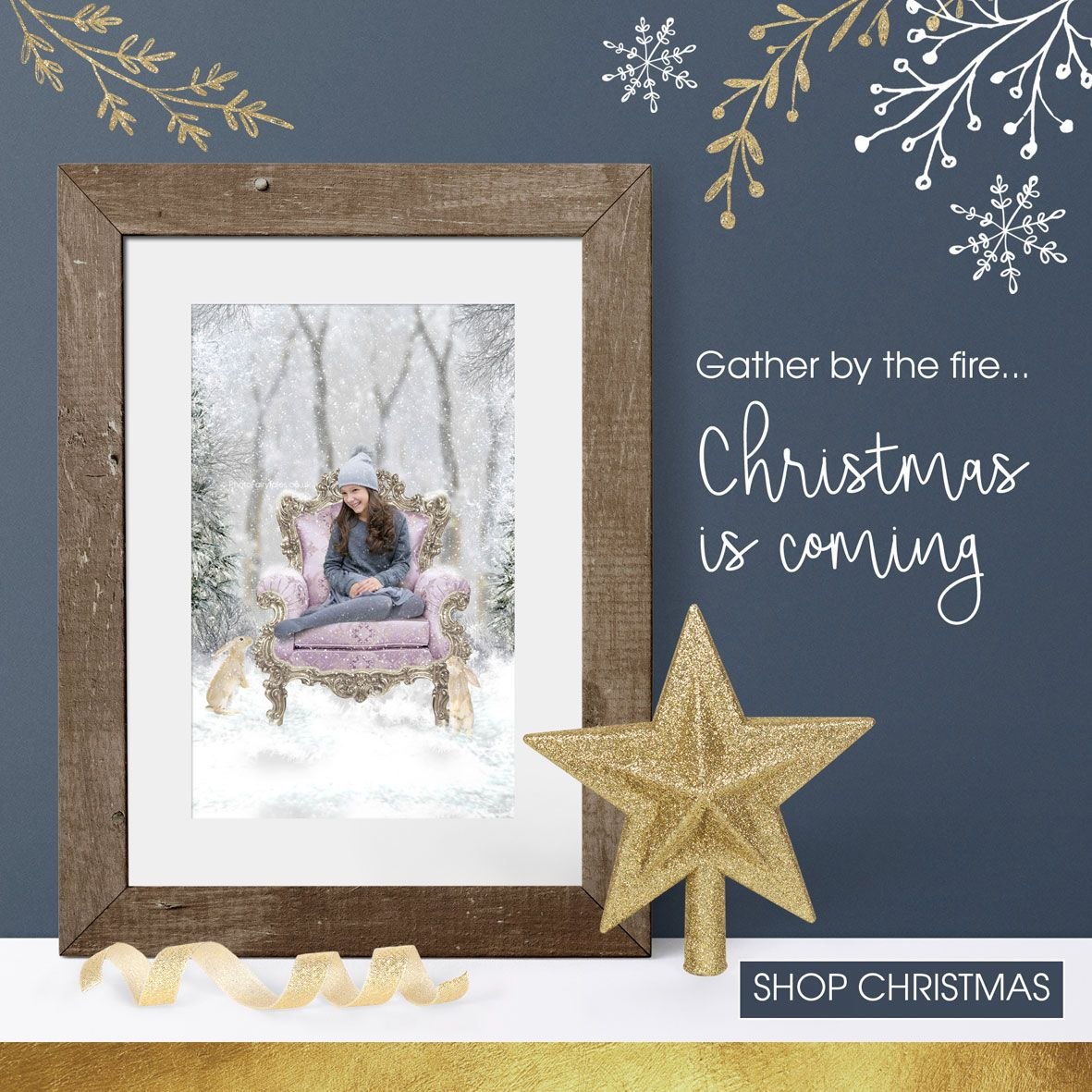 Personalised Christmas Gifts from PhotoFairytales   Unique, handmade gifts and keepsakes
