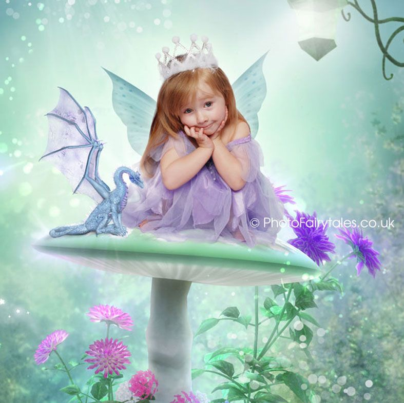 The Fantasy and Fairytale Collection | PhotoFairytales Unique Personalised Gifts and Prints