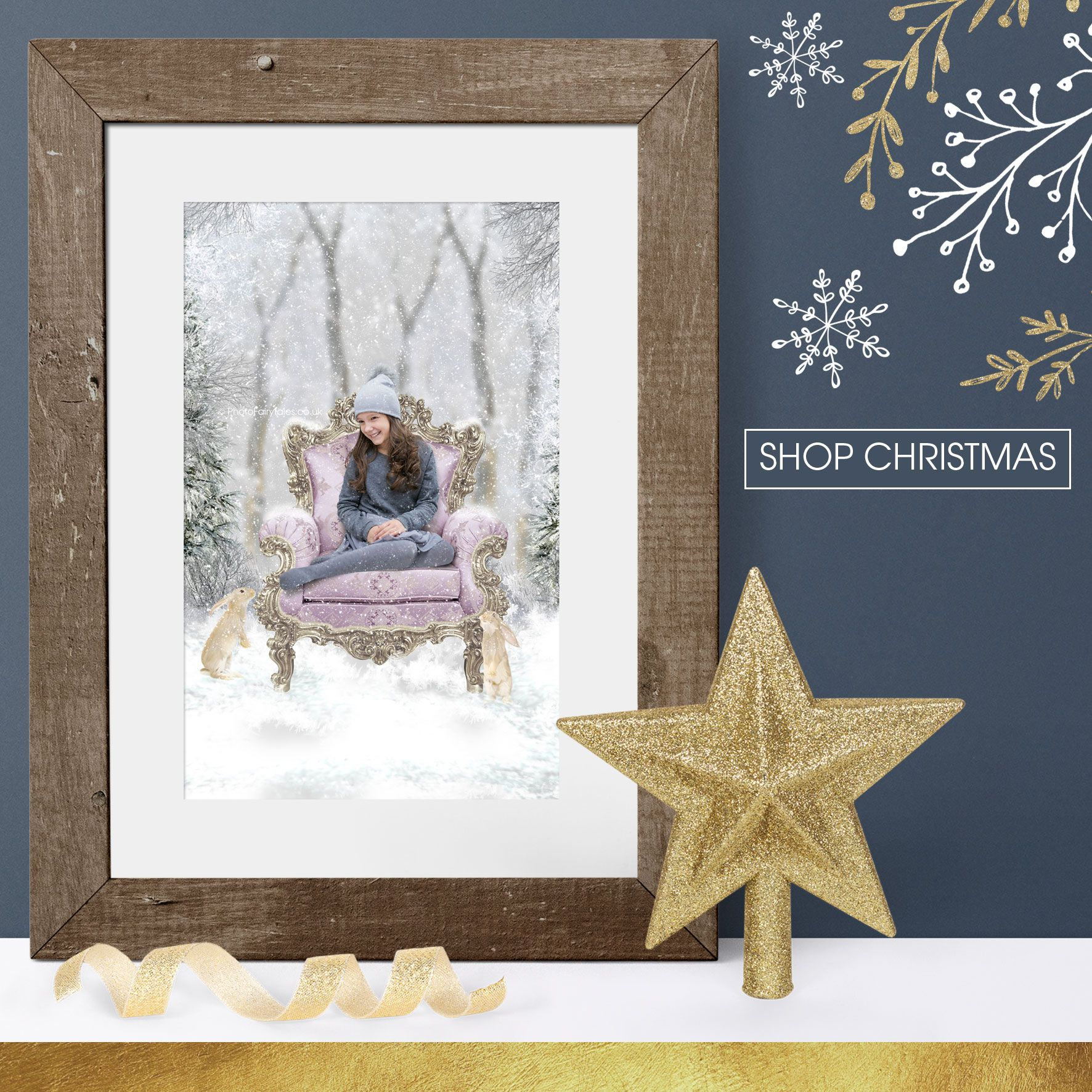 Personalised Christmas Gifts from PhotoFairytales | Unique, handmade gifts and keepsakes
