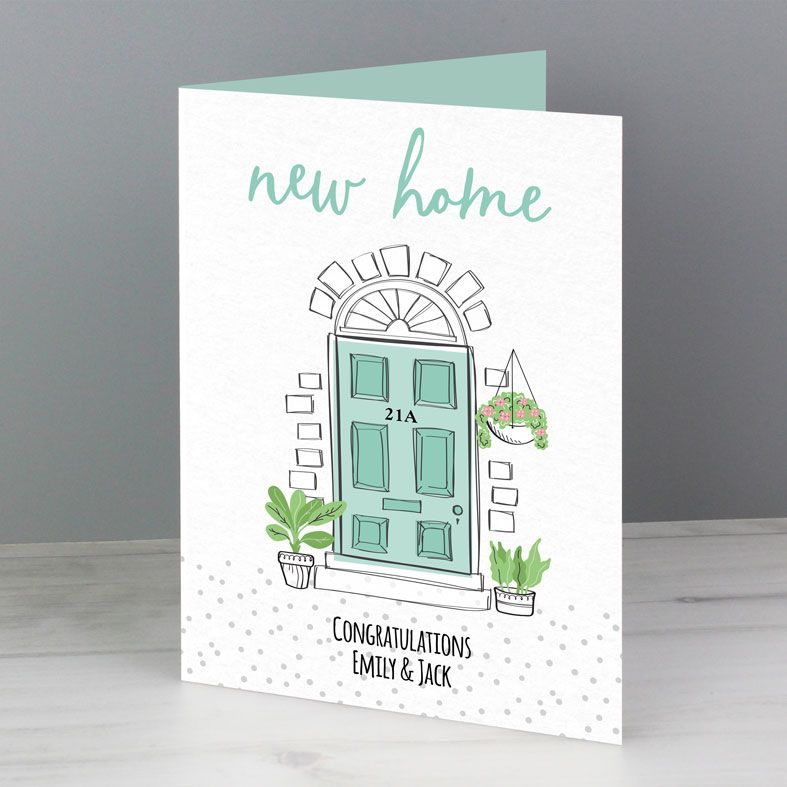 Personalised New Home Card | Housewarming Card, Home Move Card, from PhotoFairytales