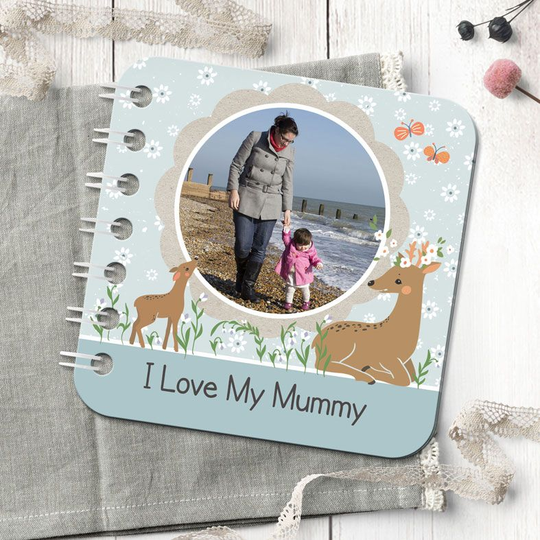 Personalised Baby Board Books | books custom made by hand, featuring your own photos and wording, range of designs - from PhotoFairytales