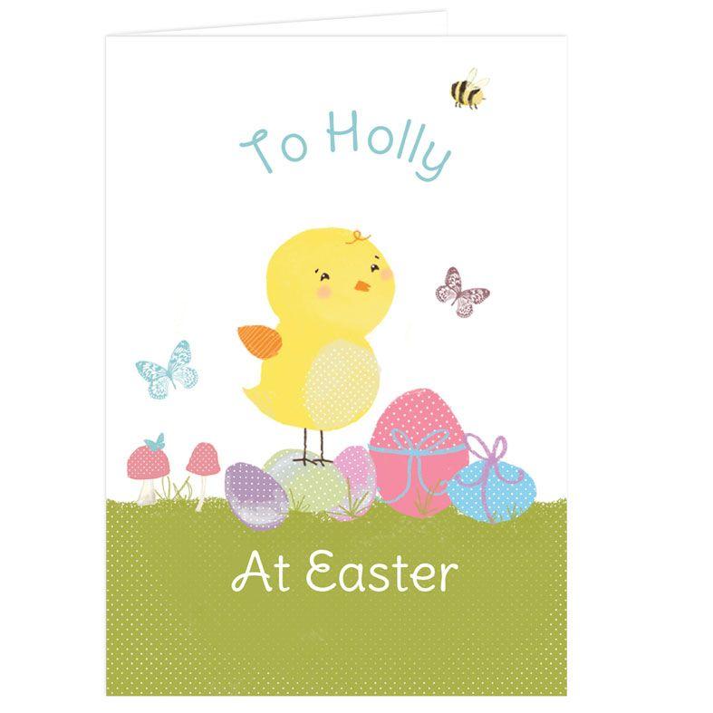 Personalised Easter Card | PhotoFairytales