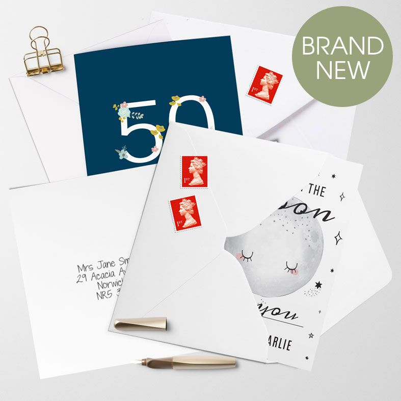 Personalised Greeting Cards with Post For You Service direct to the recipient | PhotoFairytales