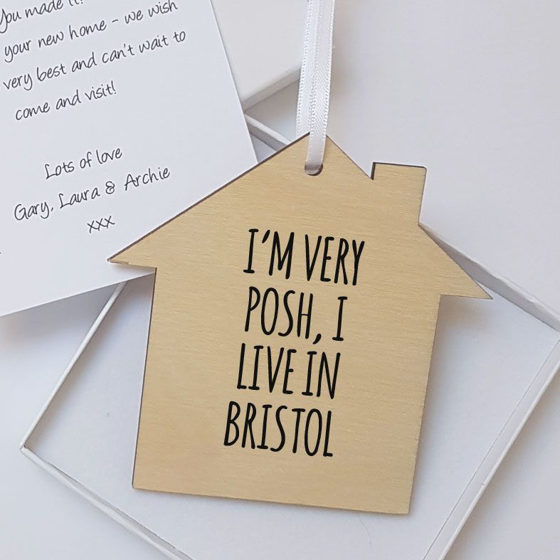 Personalised New Home Gifts | from PhotoFairytales