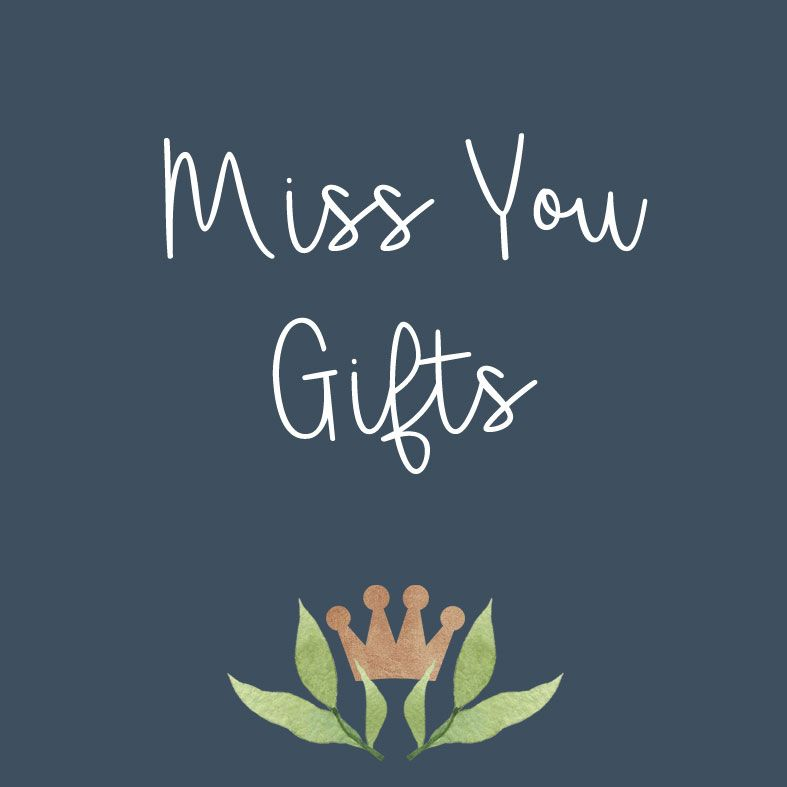 Personalised Missing You Gifts for Her and Him | from PhotoFairytales