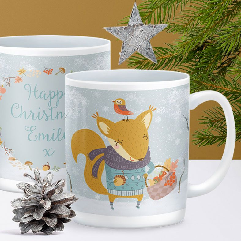 Personalised Christmas Gifts & Decorations | handmade to order, from PhotoFairytales