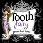 personalised letters from the Tooth Fairy