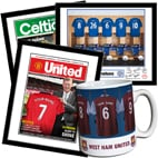 Personalised Sport Gifts