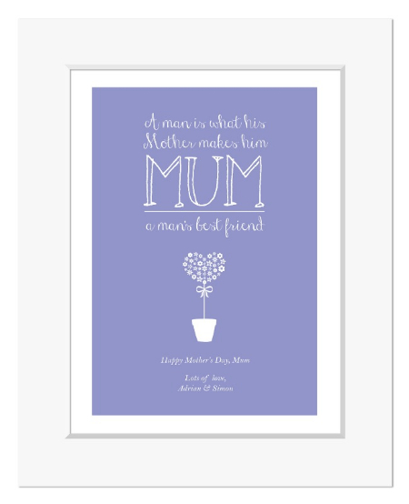 Mothers Day personalised gift Best Friend