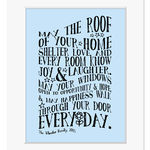 new home personalised mount pale blue web