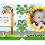 Jungle personalised book covers copy