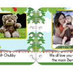 Jungle personalised book pages 9 & 10 copy