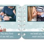 Christmas Friends personalised book p1&2