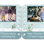 Christmas Friends personalised book p9&10
