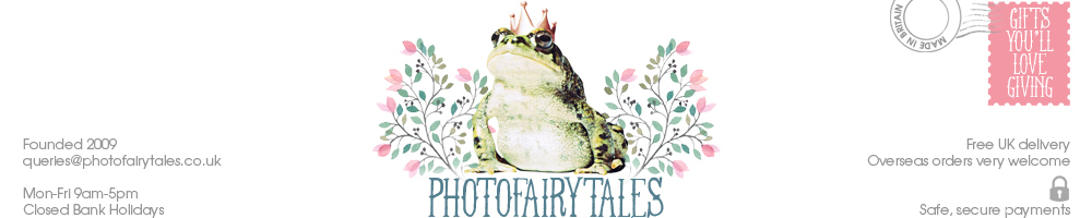 PhotoFairytales.co.uk, site logo.