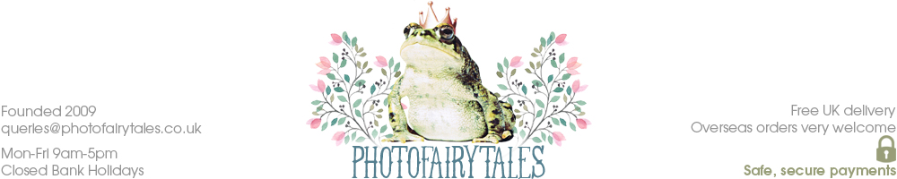 PhotoFairytales.co.uk, site logo.
