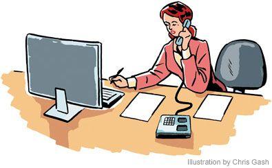 Office-job-clipart