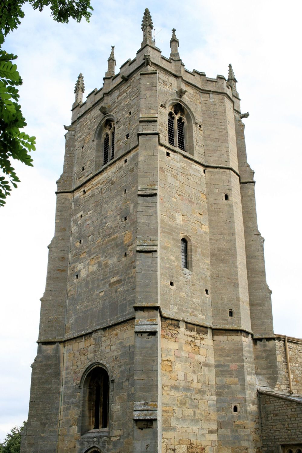 A Guide to the Church of St John the Evangelist, Washingborough