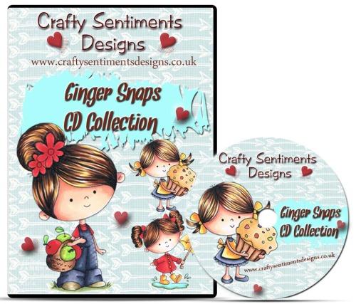 Ginger Snap CD ROM #1