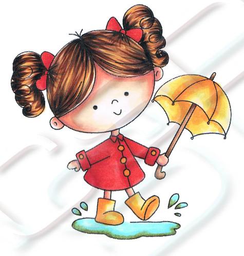 Little Polly - I love Rain