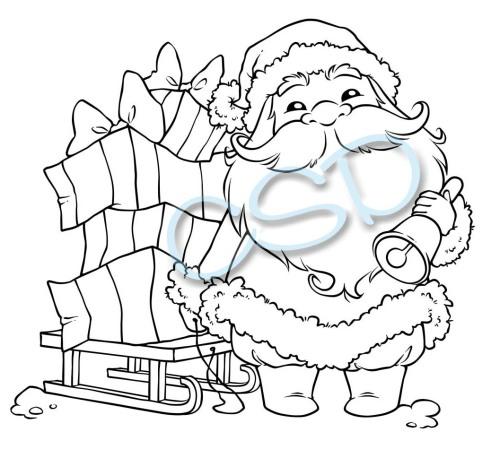 Santa's Delivery Service