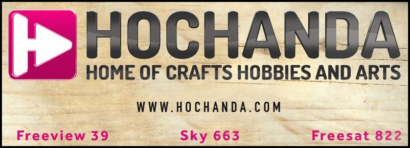 hochanda logo grain background