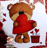 Stanley - Valentine's Heart