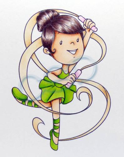 Isobel - Ballerina