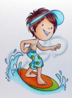 Josh - Surf Up