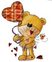 Stanley Heart Balloons