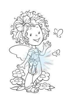 Isobel - Butterfly Fairy