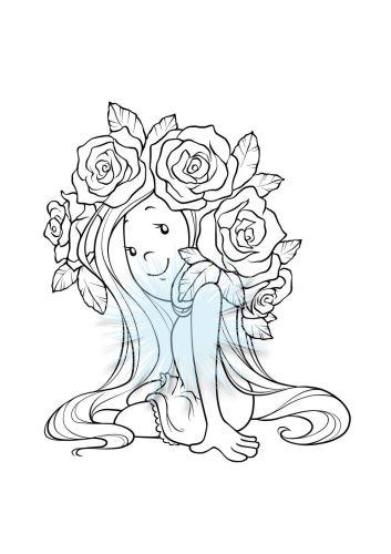 Isobel - Roses