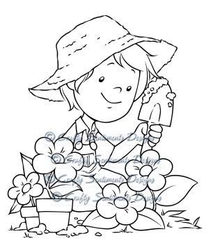 Josh - Planting