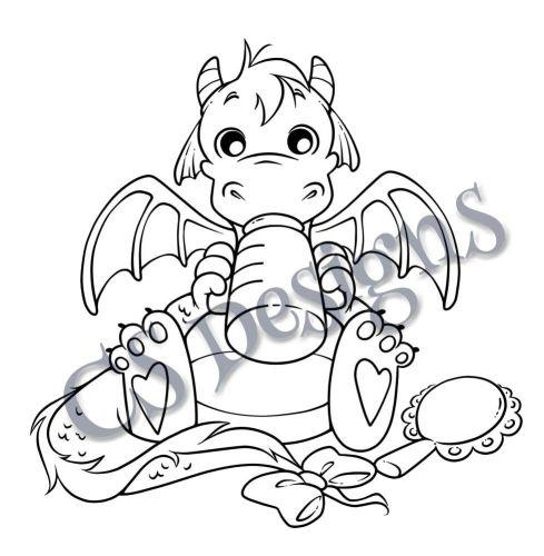 Charles - Baby Dragon